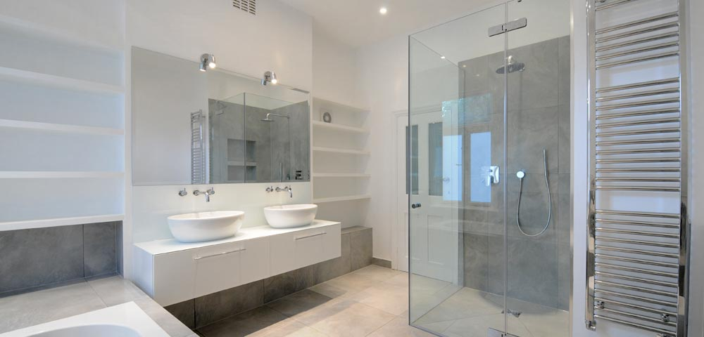 modern bathroom designs uk